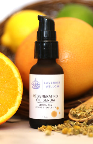 REGENERATING CC SERUM - Lavender Willow