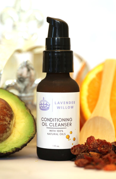 CONDITIONING OIL CLEANSER