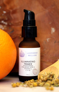 ILLUMINATING PRIMER - Lavender Willow