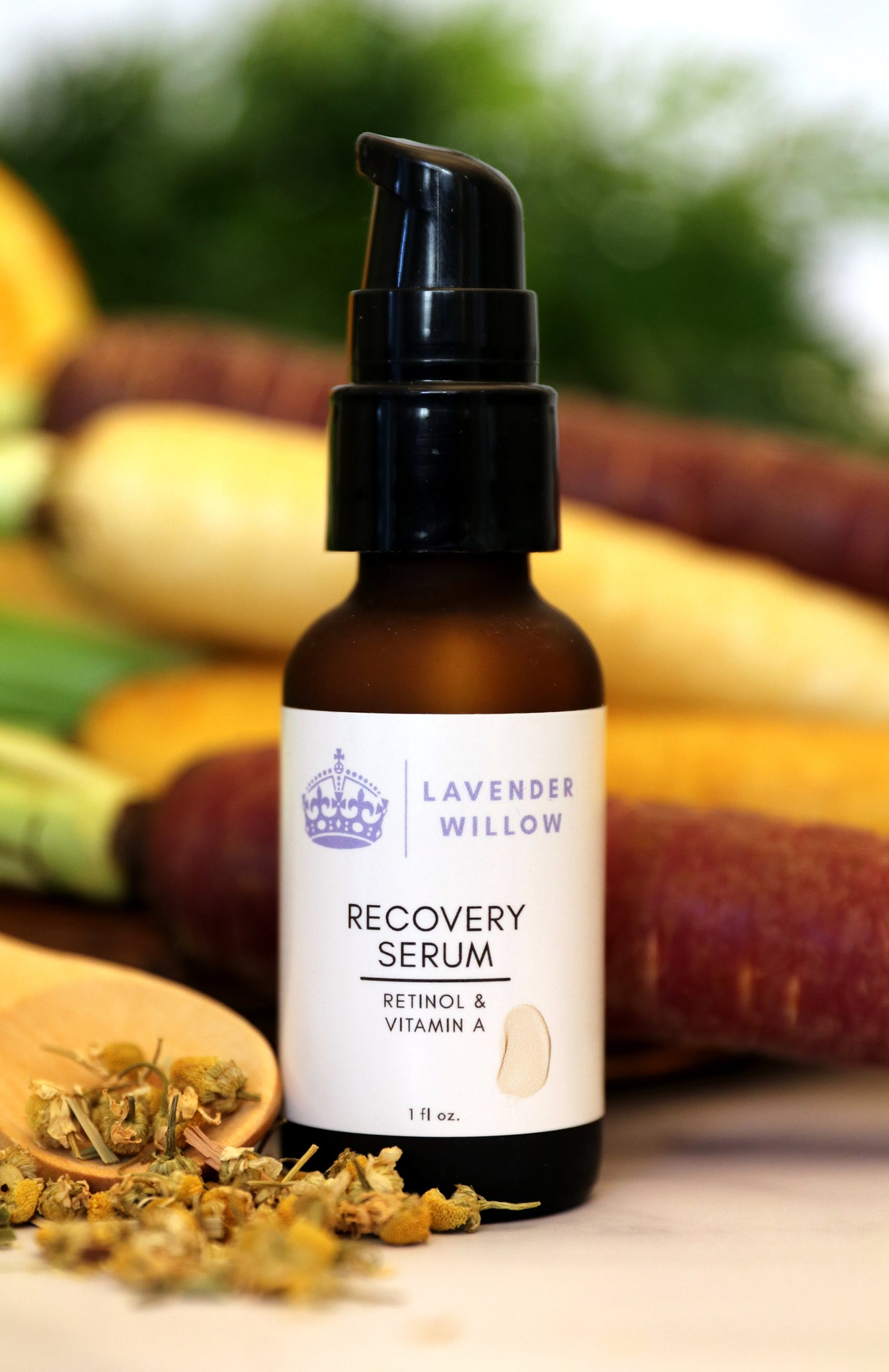 RECOVERY SERUM - Lavender Willow
