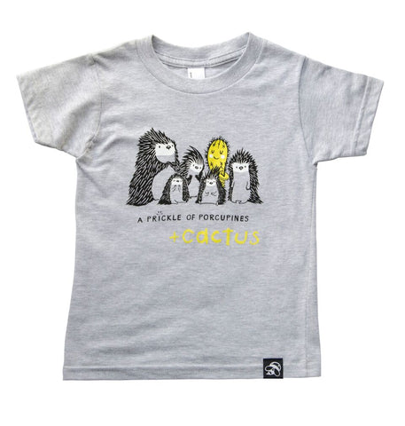 A Prickle of Porcupines - Toddler Tee
