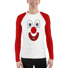 Load image into Gallery viewer, Clownify Men's Long Sleeve Athletic Shirt