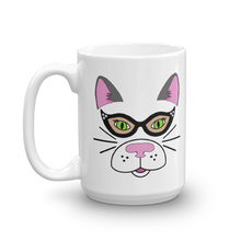 Load image into Gallery viewer, Pretty Kitty Mug