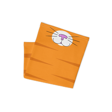 Load image into Gallery viewer, Orange Kitty Face Cover