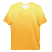 Load image into Gallery viewer, Shine Ghost Text Men's Tee