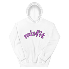 Load image into Gallery viewer, Misfit Unisex Adult Hoodie