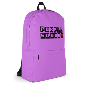 Purple Squad Backpack
