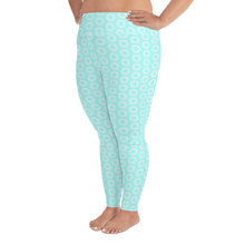 Load image into Gallery viewer, Bubbles Women's Plus Size Leggings - Rhonda World