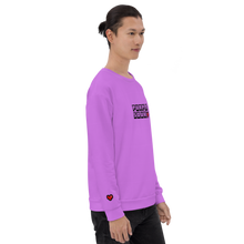 Load image into Gallery viewer, Purple Squad Unisex Sweatshirt