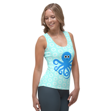 Load image into Gallery viewer, Octopus Women's Tank Top