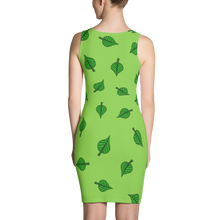 Load image into Gallery viewer, Leafy Women's Bodycon Tank Dress
