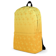 Load image into Gallery viewer, Yellow Ghost Sparkle Backpack - Rhonda World