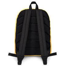 Load image into Gallery viewer, Yellow Ghost Sparkle Backpack