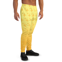 Load image into Gallery viewer, Yellow Ghost Sparkle Men's Joggers