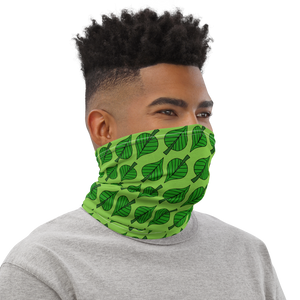 Leafy Face Cover