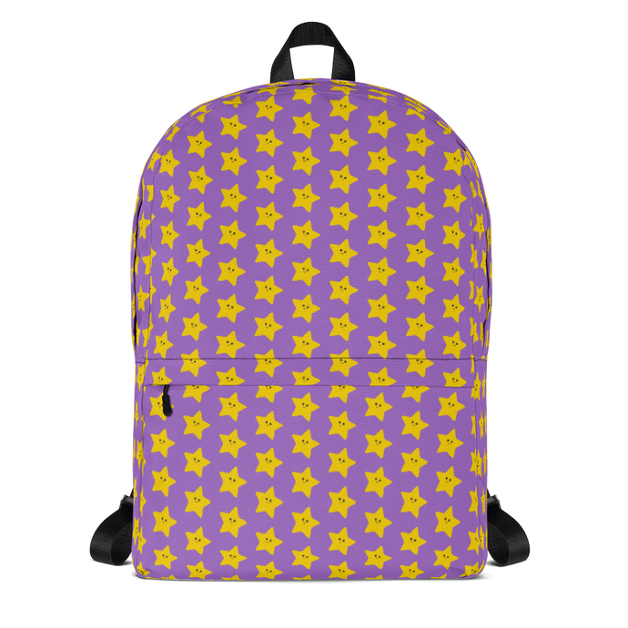 Kawaii Stars Backpack