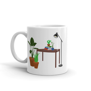 House Plants Mug - Rhonda World