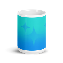 Load image into Gallery viewer, Blue Ghost Sparkle Mug - Rhonda World