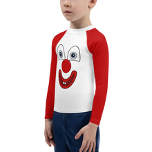 Load image into Gallery viewer, Clownify Unisex Kid's Long Sleeve Athletic Shirt