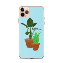 Load image into Gallery viewer, House Plants Phone Case (iPhone X/XS/XR/XS Max/11/11 Pro/11 Pro Max/SE)