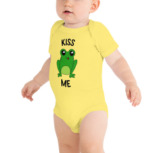 Load image into Gallery viewer, Kiss Me Infant Onesie