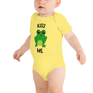 Kiss Me Infant Onesie
