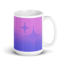 Load image into Gallery viewer, Purple Ghost Sparkle Mug - Rhonda World