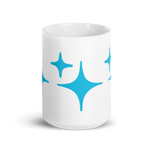 Load image into Gallery viewer, Blue Sparkle Mug