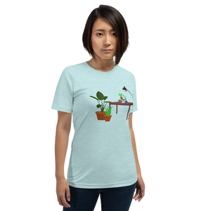 House Plants Unisex Adult Tee