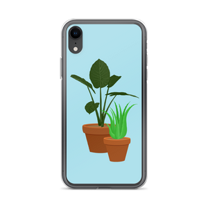 House Plants Phone Case (iPhone X/XS/XR/XS Max/11/11 Pro/11 Pro Max/SE)