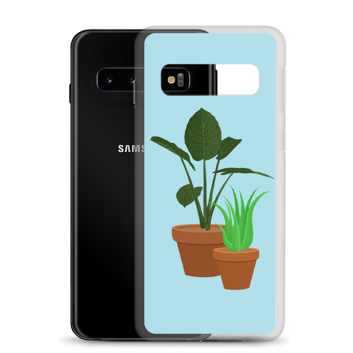 House Plants Phone Case (Samsung S9/S9+/S10/S10+/S10e/S20/S20 Plus/S20 Ultra)