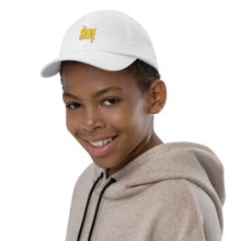 Load image into Gallery viewer, Shine Embroidered Kid's Baseball Cap