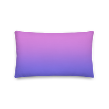 Load image into Gallery viewer, Sparkle Ghost Text Pillow