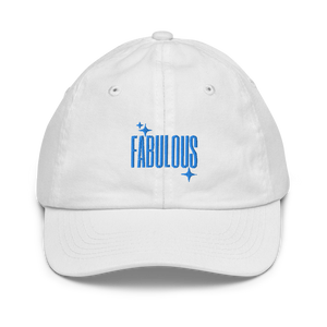 Fabulous Embroidered Kid's Baseball Cap