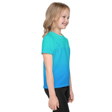 Load image into Gallery viewer, Fabulous Ghost Text Unisex Kid's Tee