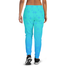 Load image into Gallery viewer, Blue Ghost Sparkle Women's Joggers