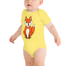 Load image into Gallery viewer, Foxy Infant Onesie
