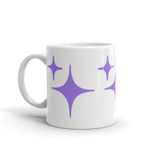 Load image into Gallery viewer, Purple Sparkle Mug
