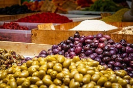 Anti ageing foods to help you look and feel younger olives