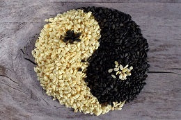Anti ageing foods to help you look and feel younger sesame seeds
