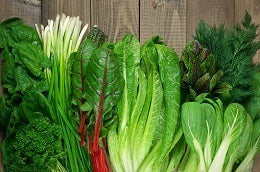 Food that helps in weight loss green leafy vegetables