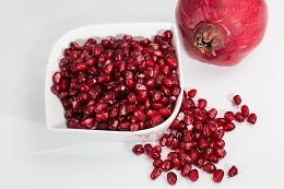 Foods that reduce cholesterol pomegranate