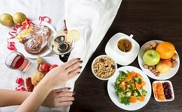 Reasons your gaining weight inspite working out binge eating healthy food