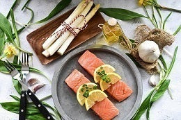 Tips for a less painful period salmon fish fat