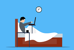 Tips for better sleep switch off phone