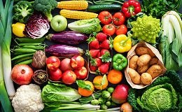Tips for body detox organic food with fibre in natural form