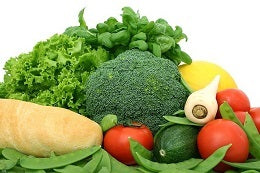 Tips for facial glow increase food with antioxidant