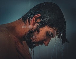 Tips for glowing skin avoid long hot showers