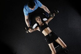 Tips for weight loss get a trainer