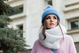 Tips to beat dry and dull hair avoid woollen caps